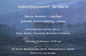 Valentijns concert